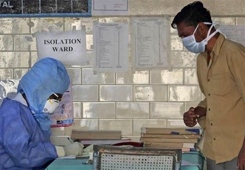 آمار مبتلایان به ویروس کرونا در هند 721 هزار نفر شد