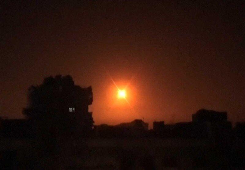 خبرنگاران اخبار ضد و نقیض از حمله موشکی به اطراف فرودگاه بغداد