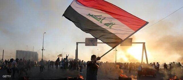 7 زخمی در اعتراضات بغداد