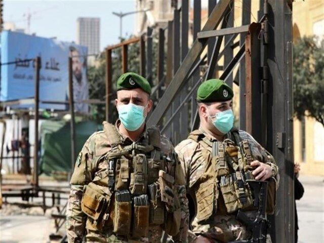 بیانیه ارتش لبنان درباره درگیری های مسلحانه در جنوب بیروت