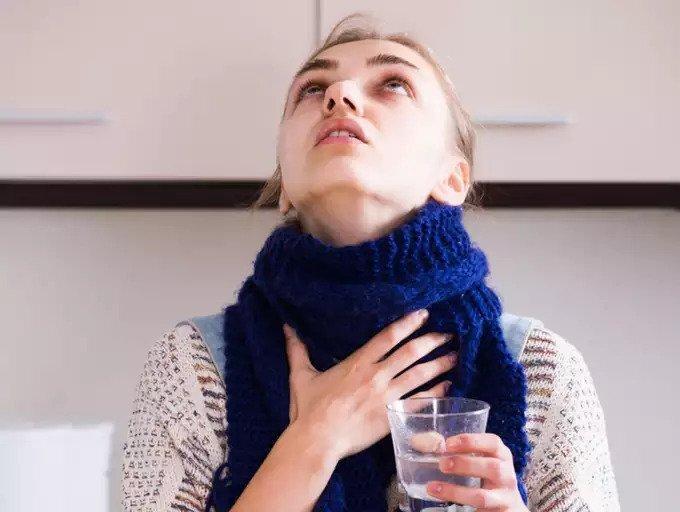 آیا غره غره کردن آب نمک یا سرکه ویروس کرونا را از بین می برد؟