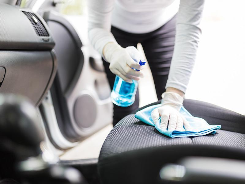 روش ضدعفونی خودرو در ایام کرونا برای سفر